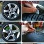 Solio/Swift 鋁圈+輪胎、約六成新