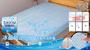 冰晶超涼感6D透氣水洗床墊