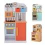 Teamson 佛羅倫斯木製家家酒兒童廚房玩具|廚具組(三色可選)【麗兒采家】