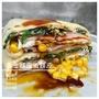 【Mr.Robert 蘿蔔先生早餐美食】黃金酥皮蛋餅皮 30片