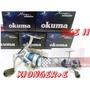 漁滿豐OKUMA 熊耳二代 Xionger+E XGE II有1000-5000型 附PE線/尼龍線2款可挑選非同價!