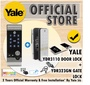 [Special Bundle Promo] YDR323G Gate for HDB Gates + YDR3110 RF Card Digital Door Lock