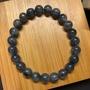 藍髮晶 髮晶 水晶 手珠