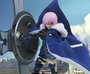 [鋼彈小舖]#現貨#Figma 321 Fate 盾娘 Shielder 瑪修 披風