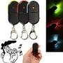 LED鑰匙尋找器 口哨感應鑰匙扣尋物器老年防丟器 電子禮品