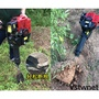 [廠商批發]汽油動力挖樹機挖坑機沖擊鑽汽油電鑽汽油鎬 挖坑挖洞移樹打夯鋪路