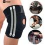 ⏳新品特惠⏳專業運動護膝蓋彈簧支撐護髕骨護腿戶外籃球足球騎行護具