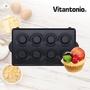 【日本Vitantonio】鬆餅機迷你塔皮烤盤(需搭配杯子蛋糕下烤盤併用)