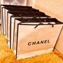 Chanel 香奈兒 小香 圍巾《VIP新款🧣贈品》雙面羊絨 披肩/圍巾