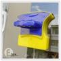 B2828 磁力玻璃清潔刷/強力雙面 磁刷/魚缸磁力刷/玻璃刮刀/窗戶玻璃清潔器/打掃用品
