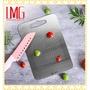 LMG 316不鏽鋼砧板 獨家防滑紋抗菌砧板 不鏽鋼砧板