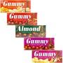 義美 QQ巧克力球 葡萄/杏仁/草莓/草莓煉乳(50g/盒) 芒果(45g/盒) 蝦皮24h