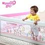 優伊道-妙心第二代床護欄嬰兒寶寶床邊防護欄兒童床圍欄1.8米大床擋