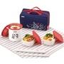 🌟日本原裝進口🌟日本膳魔師米奇保溫便當盒餐具組DBQ-253DS NV-R🌟
