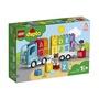 樂高積木 LEGO《 LT10915 》2020年 Duplo 得寶系列 - 字母卡車