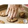 一次性凸點加厚手套 拋棄式手套 防黏防沾手套 烘焙 美容 家務 雪Q餅 牛軋糖手套 出口日本