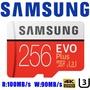 GoPro HERO7 官網推薦記憶卡【256GB】SAMSUNG 三星 EVO PLUS microSDXC U3