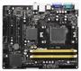 華擎 960GC-GS FX主機板、記憶體支援DDR2與DDR3【禁混插】、ATi 顯示晶片、支援八核心處理器、附擋板