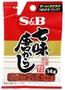 S&B七香粉袋*10個安排(4901002877026) Homelife