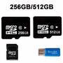 現貨512GB 256GB記憶卡 SD卡 Microsd手機記憶卡MicroSD存儲卡TF閃存卡 256G 512G