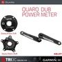 2019 最新版 現貨 Quarq DUB 功率計 大盤 雙邊 DZero Dfour91 公司貨 2年保固 五爪 四爪