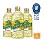 【得意的一天】100%葵花油x3瓶-2L/瓶