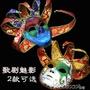 面具 宸濤萬圣節化裝舞會女士全臉彩繪面具5角 7個角小丑威尼斯面具 coco衣巷