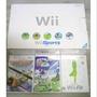 WII主機+4片遊戲