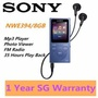Sony NW-E394 Walkman Digital Music Player MP3