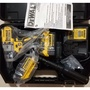 得偉996、免運費整組全新DEWALT 996電動工具、得偉電動工具、得偉無刷電動工具、Dewalt 電鑽、5A雙電池版