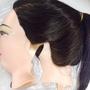 16 18寸頭皮 假人頭 假髮 練習用 美髮檢定