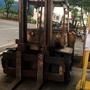 TCM 柴油堆高機 - 型號FD60Z7- 6噸-自排-揚高4米.