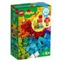 【LEGO 樂高】樂高 Duplo 得寶幼兒系列 - 歡樂創意顆粒套裝 10887(10887)