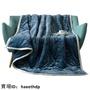 【生活小紡】恒源祥毛毯拉舍爾冬季加厚毯子珊瑚絨蓋毯雙層秋單人雙人1.8米床