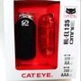 貓眼 CATEYE 前燈+後燈組 HL-EL135 OMNI 3 車燈 警示燈 cateye