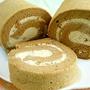 咖啡核桃蛋糕捲︱蛋糕捲︱咖啡口味︱核桃