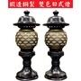 蓮花佛具 鍛造銅製雙色日式燈 附LED燈泡 神明燈 祖先燈 佛燈