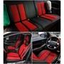 福特FORD【Focus運動座椅皮套】前座後座 皮革坐墊 運動透氣保護 focus椅套 MK2 mk3.5皮椅套 座墊套