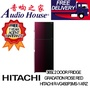 HITACHI R-VG450P3MS-1-XRZ 365L 2 DOOR FRIDGE  ***1 YEAR HITACHI WARRANTY***