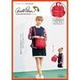 ☆Juicy☆日本雜誌附贈 Arnold Palmer 雨傘牌 斜背包 側背包 單肩包 托特包 手拎包 2593紅