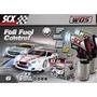 【鐵雄】SCX 1:32電刷車軌道組W10135X500-Full-Fuel-Control-Pitbox-Start-Digita-Racing-Set