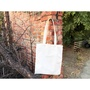 轉印王-平口帆布包 DIY 印刷 素材 蝶谷巴特 手作 教學 收納 布包 提包 肩背包 環保袋 購物袋 補習袋 側背包