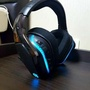 Logitech G933- Artemis Headphone RGB 7.1 Surround Sound Gaming Headset