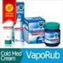 Vicks VapoRub (50g / 100g) / Cold Medicine Cream / safe for infants / We are a licensed pharmacy