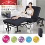 Simple Life增高專利型電動水洗免組裝折疊床-KDH
