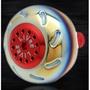 (星期一釣具)《LIVRE》日本改裝握丸EP50E50BRE-1SHIMANO-B 火焰紅 火焰藍 火焰金