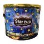 來一杯巧克力/star cup巧克力餅乾球桶裝500公克(5gX100入)