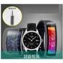 圓形手錶保護貼 可用於 MANGO 柔美典雅三眼不鏽鋼時尚腕錶 31mm 的 圓型保護貼膜