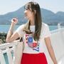 YAKPAK猴-航海渡假時尚美國棉上衣組