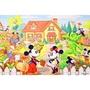 【漫漫小屋】迪士尼米奇妙妙屋樂高拼圖300/500/1000/1500片成人木質拼圖